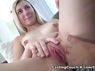 Fabulous pornstar in Crazy Blonde, Small Tits sex clip
